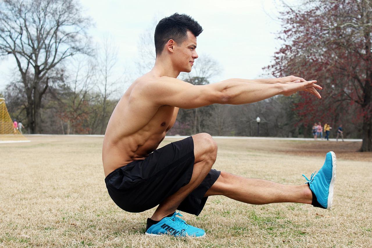 Cinq exercices à faire pour un corps parfait.